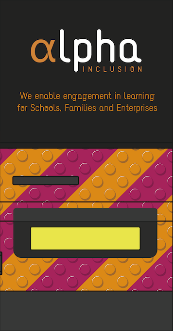 Alpha Inclusion - We enable engagement in learning for Schools, Families and Enterprises